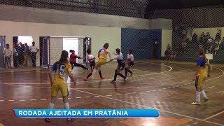 Copa Record: 10 gols marcam jogos da noite em Pratânia