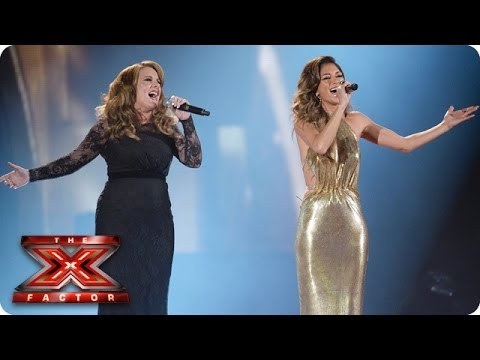 Sam Bailey felt like a Pussycat Doll