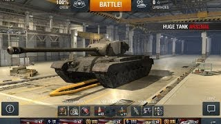 World of Tanks Blitz videosu