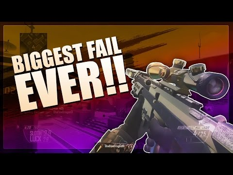 Ever - Leave a LIKE for this crazy fail ;( Subscribe! ➨ http://tinyurl.com/Slothscribe My Twitter - https://twitter.com/ObeyBlaziken My Twitch - http://www.twitch.tv/blazifyy My Instagram - http://ins...