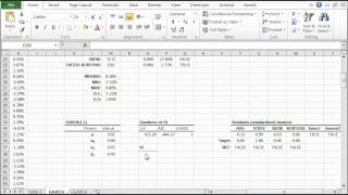 GARCH Modeling tutorial video