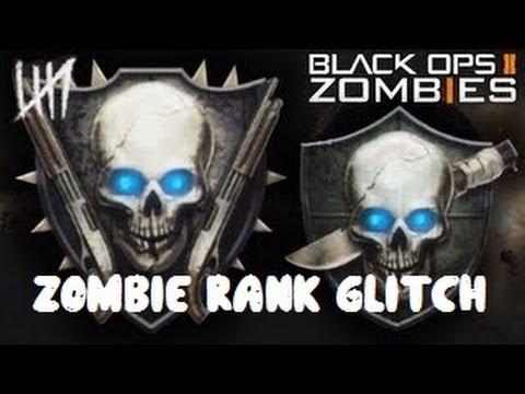Black Ops 2 Zombie Ranks