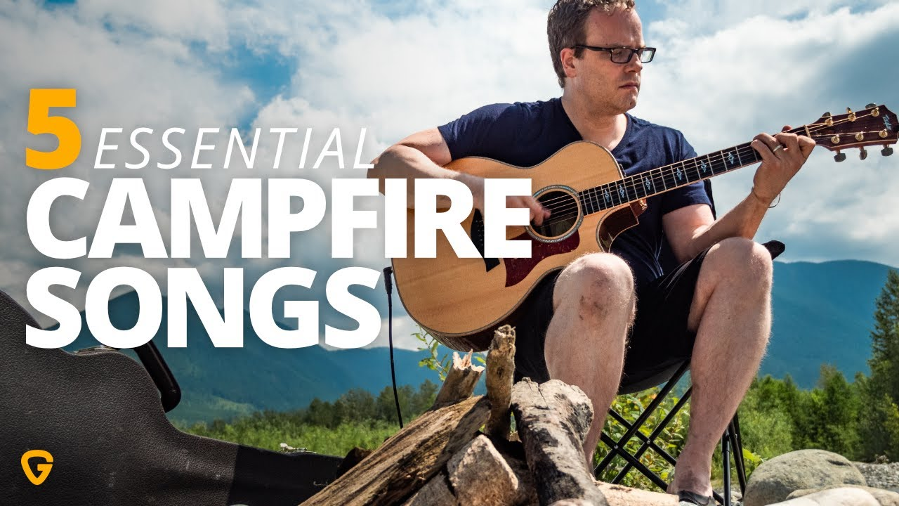 5 Essential Campfire Guitar Songs