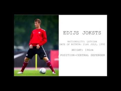 Edijs Joksts (видео)