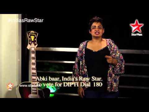 India's Raw Star: Vote for Raw Star Dipti! 17 September 2014 01 PM