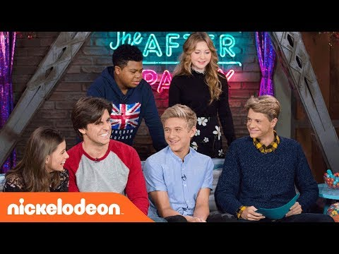 Henry Danger & Game Shakers Crossover: 'Danger Games' Edition 🌎 | The After Party | Nick