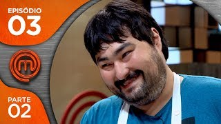 Video MASTERCHEF BRASIL (20/03/2018) | PARTE 2 | EP 03 | TEMP 05 MP3, 3GP, MP4, WEBM, AVI, FLV Maret 2018