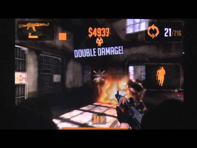 RAGE HD iPhone Gameplay Review - AppSpy.com
