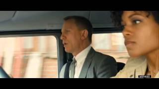 Download Lagu Movie Clip: Audi vs Land Rover(007) Chase Scene in SKYFALL (2012) Mp3