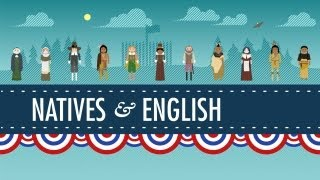 Corse United Kingdom  city images : The Natives and the English - Crash Course US History #3