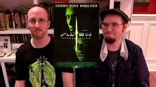 Nostalgia Critic Real Thoughts on - Alien Resurrection