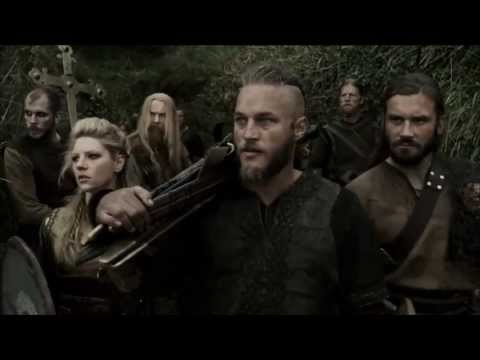 [ Vikings ] Shield Wall - Battle (HD)