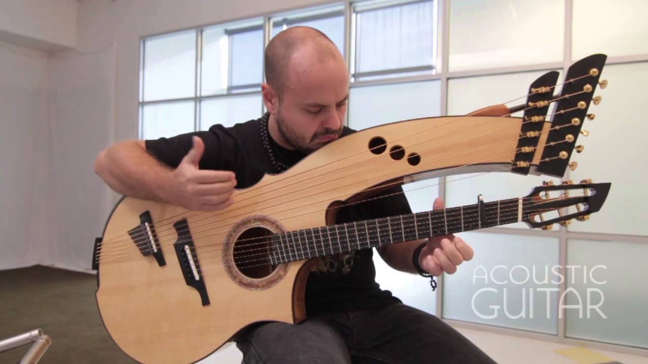 Andy McKee –  Away – Acoustic Guitar Session