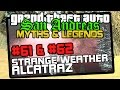 GTA San Andreas   Minor Myths #5   Myths #61, #62   Strange Weather n Alcatraz