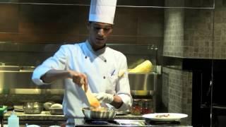 How to make easy Mushroom vada (காளான் வடை) - Red Pix