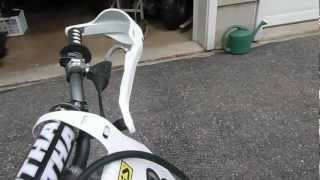 3. Kawasaki Klx125 reveiw and startup