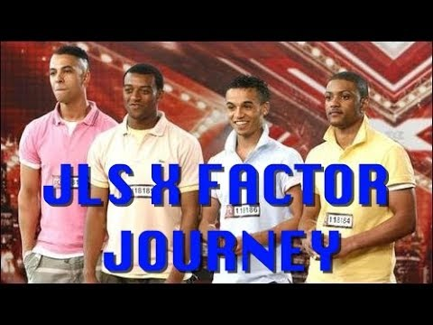 JLS - X Factor Journey
