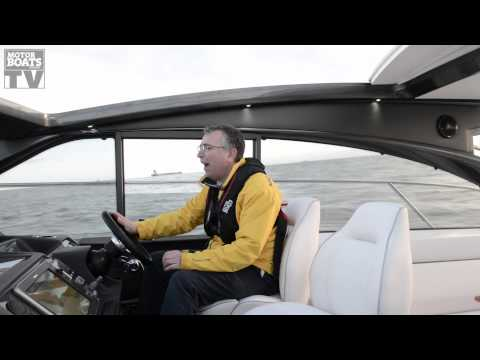 Princess V48 double test with Motor Boats Monthly
