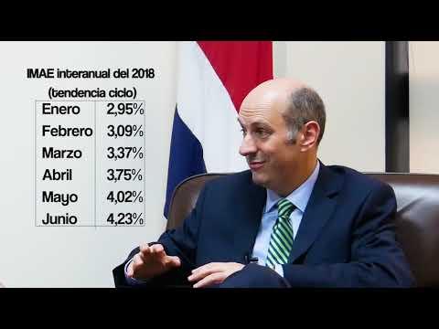 Entrevista con Rodrigo Cubero, presidente del Banco Central II Parte