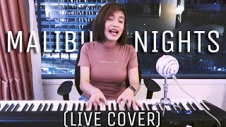 Malibu Nights by LANY (Live Cover)