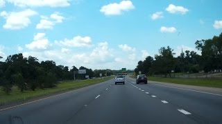 Mandeville (LA) United States  city pictures gallery : #016.2 - US 190 Part 2 - Lacombe to Mandeville/Covington