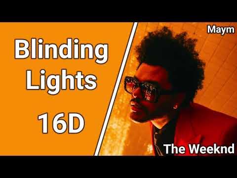 Blinding Lights - The Weeknd [16D AUDIO | NOT 8D/9D]