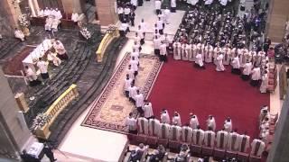 Vídeo resumen de las ordenaciones sacerdotales (mayo 2014)