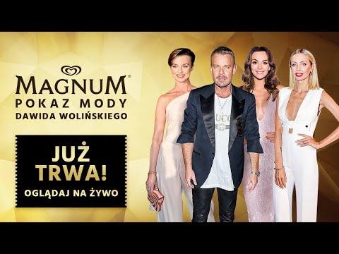 Pokaz mody Magnum 2018