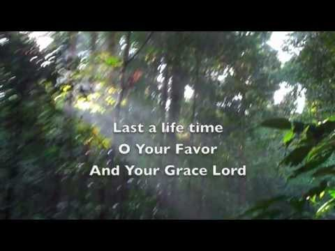 Favor (lyrics) True Worshippers