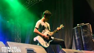 From Hell To Heaven Live in Rock in celebes 2015 Palu