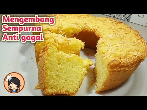Resep BOLU TAPE SUPER LEMBUT ANTI GAGAL