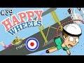 """UN """"PILOTA"""" SPERICOLATO!!  - Happy Wheels [Ep.39]"""