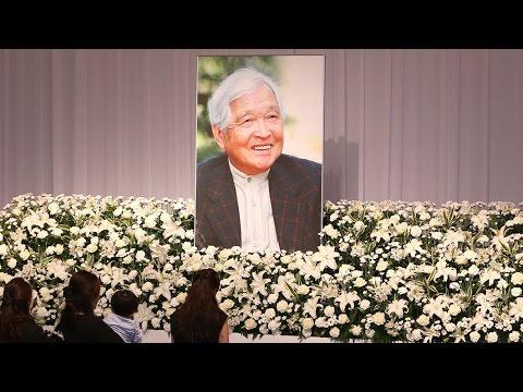 さよなら陳舜臣さん 神戸でお別れの会