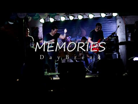 Daybreak - Memories (Maroon 5 Cover) LIVE @ BBQ Republic