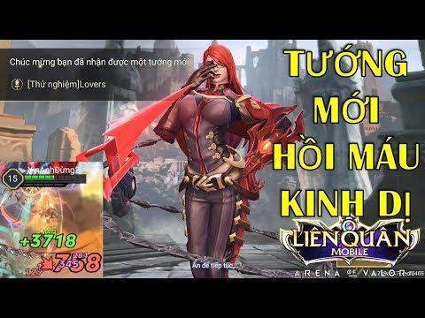 Tướng mới VERES quái vật hồi 4k máu 1 phát xuất hiện Liên quân mobile Arena of Valor - Thời lượng: 13:20.