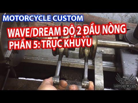 Video 109: phần 5 độ chế máy tuyn I 2 xong cây dên - Thời lượng: 10 phút.