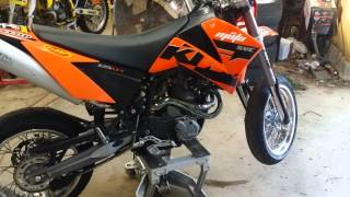 2. 2005 Ktm 625 smc for sale