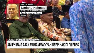 Video Pengurus Muhammadiyah Tanggapi Amien Rais soal Keberpihakan Muhammadiyah di Pilpres MP3, 3GP, MP4, WEBM, AVI, FLV Desember 2018