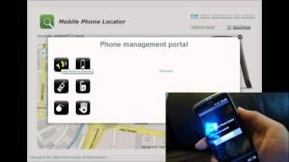 XtraSEC Phone Locator YouTube video