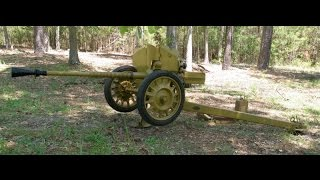 Puteaux France  city photos gallery : 25mm Mle 1937 Puteaux French Anti Tank Gun