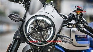 4. DETAILS DUCATI SCRAMBLER CAFE RACER 2019 OFFICIAL | New 2019 Ducati Sixty2 Scrambler Cafe Racer