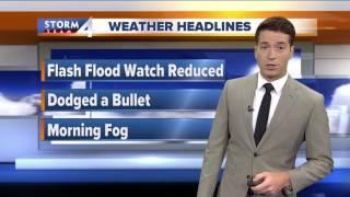 Meteorologist Josh Wurster's Saturday Morning Forecast
