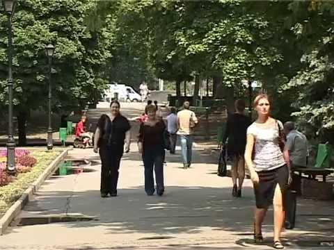 Харьковский сад Шевченко