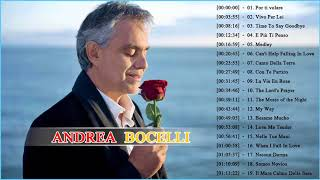 Video Andrea Bocelli Greatest Hits 2018   Best Andrea Bocelli Songs of All Time MP3, 3GP, MP4, WEBM, AVI, FLV Mei 2018