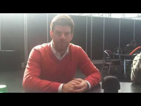 Interview: The League's Stephen Rannazzisi at New York Comic Con - NYCC 2013