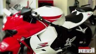 5. Hyosung GT250R PTR Walkaround - Power To The Rider