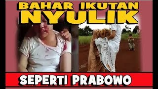 Video BAHAR BIN SMITH IKUT IKUTAN NYULIK SEPERTI PRABOWO MP3, 3GP, MP4, WEBM, AVI, FLV Juni 2019