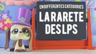 • Petit Cours → La Rareté des LPS (+ différentes catégories de LPS). •