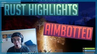 ShackyHD Best Rust Moments July 2018 Twitch Highlights