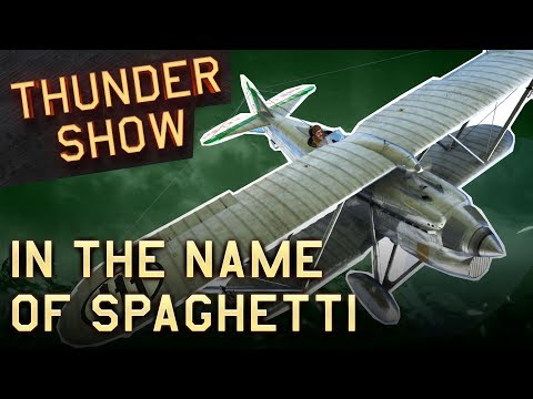 Thunder Show: In the name of spaghetti